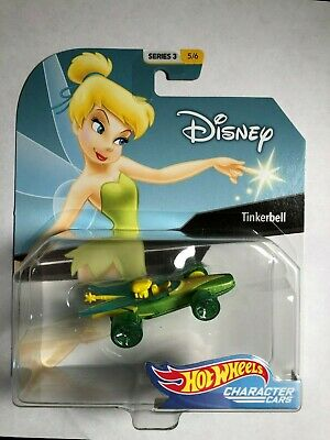 2019 Hot Wheels DISNEY PIXAR Character Cars TINKERBELL  FREE SHIPPING