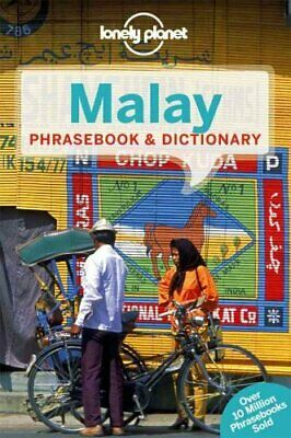 Lonely Planet Malay Phrasebook & Dictionary by Lonely Planet 9781741793376