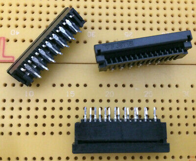 15 Way PCB Female Connector JST 15FC-BT Snap-in / Unlocking Lever Multi Qty
