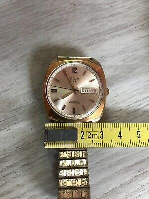 ancienne montre suisse automatic elvia