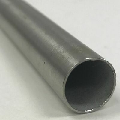 "4130  NORM CHROM MOLY STEEL TUBING 2/""x .095 x 90/"""