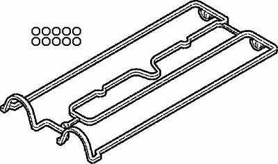 Vauxhall Opel Lotus Chevrolet Cadillac - Elring Valve Cover Gasket Vehicle Parts