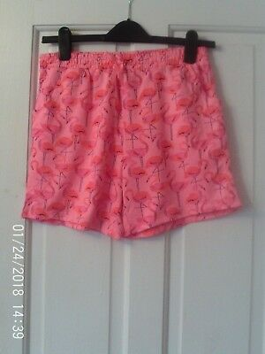 Pink Aged 13-14 Years Shorts By Blue Zoo