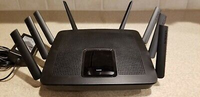 LINKSYS EA9500 AC5400 MAX-STREAM Tri-Band Wi-Fi Cable Router