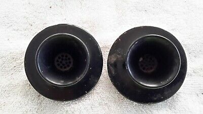 2 Mouthpieces For Antique Candlestick Telephone