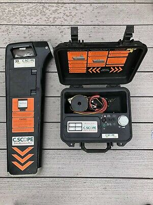 Cat &  Genny Cable Avoidance Tool - C Scope - Cat  - Like Radiodetection -