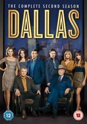 Dallas - Series 2 - Complete (DVD, 2013, 3-Disc Set)