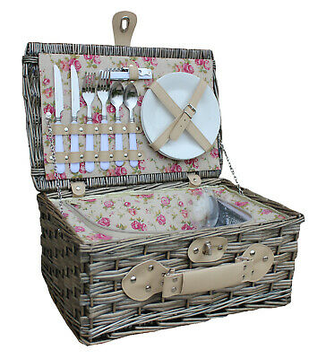 Willlow 2 Person Garden Rose Chilled Hamper