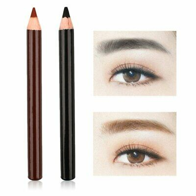 Brown Eyebrow Pencil Double Head Waterproof Is Not Blooming Thrush Artifact gt