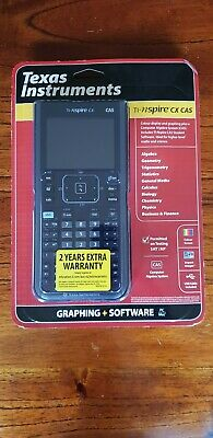 TEXAS INSTRUMENTS TI-NSPIRE CX CAS Calculator Touchpad