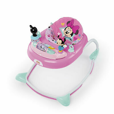 Disney Baby MINNIE MOUSE Walker by Bright Starts-brand new-