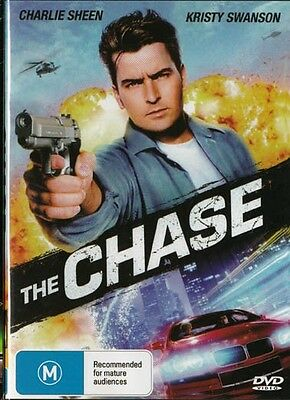 The Chase - Charlie Sheen - Classic Comedy New & Sealed