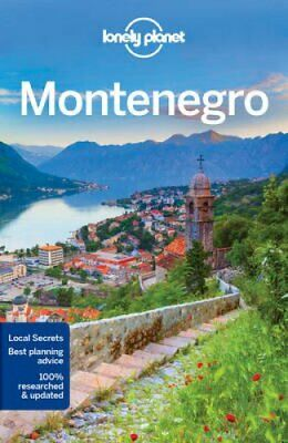 Lonely Planet Montenegro by Lonely Planet 9781786575296 | Brand New