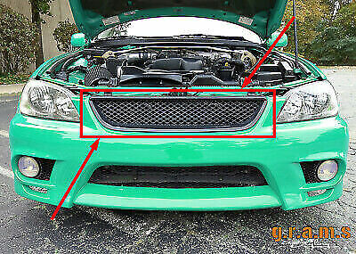 Lexus IS200 / IS300 / Alteza TR Style Front bumper Grill for Body Kit, Drift v8