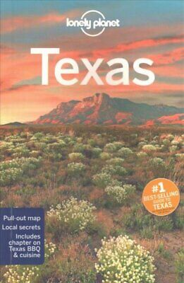 Lonely Planet Texas by Lonely Planet 9781786573438 | Brand New