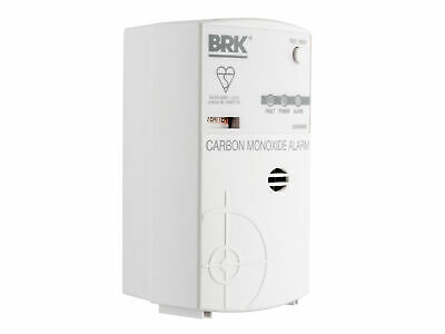 BRK� CO850MBXi Carbon Monoxide Alarm � Mains Powered with Battery Backup