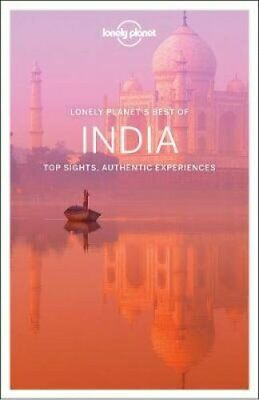 Lonely Planet Best of India by Lonely Planet 9781786572400 | Brand New