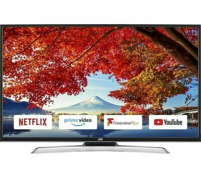 "JVC LT-43C790 43"" Smart LED TV (Full HD 1080p)"