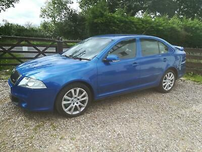 Skoda Octavia 2.0T FSI vRS - Great looking car - Bargain