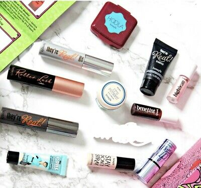 Benefit Gift Set - 12 Items! Brand New