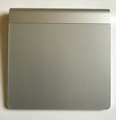 Apple MAGIC TRACKPAD Bluetooth Wireless Model A1339 Multi-touch Silver TESTED