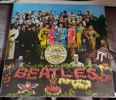 The Beatles - Sgt. Peppers Lonely Hearts Club Band Deagostini Issue 2 SEALED