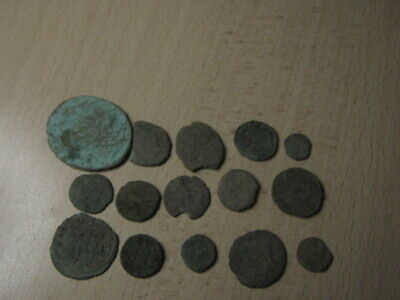 Ancient roman coins lot 18