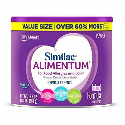 Similac Alimentum Infant Formula Powder, 19.85oz Canister
