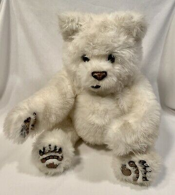 Hasbro FurReal Friends White Polar Bear LUV CUB by Tiger, Works Interactive Toy