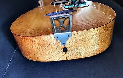 Vintage 1950's-60's Solid Wood Regal Parlor Guitar 🇺🇸 USA made- THE DRAGON