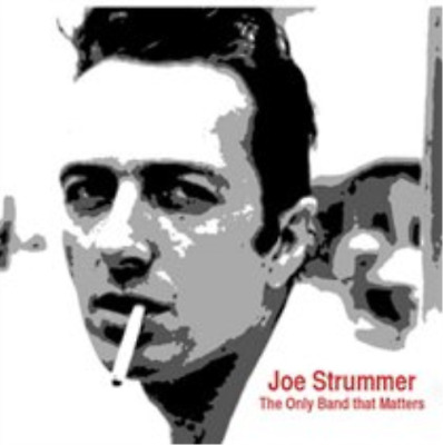 Joe Strummer-The Only Band That Matters CD NEW