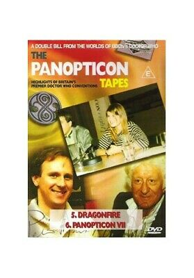The PanoptiCon Tapes 5 & 6 - Dragonfire & PanoptiCon VII - DVD  8QVG The Cheap