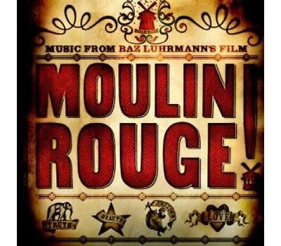 Various – Moulin Rouge - Music from Baz Luhrmann's Film (CD Comp)