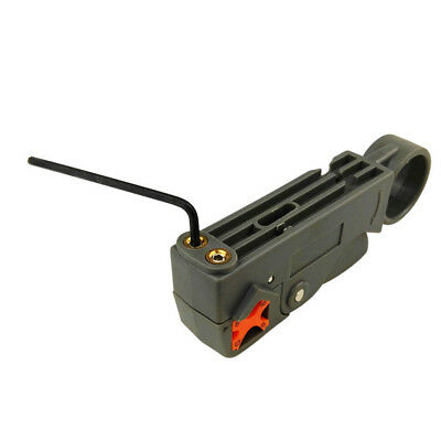 Rotary Coaxial Coax Cable Cutter Stripper Sky TV Network wire RG6 RG58 RG59 CY2