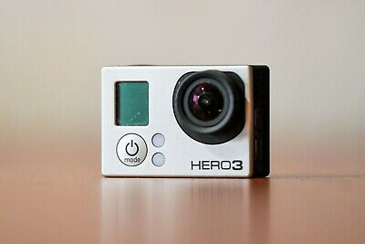 GoPro HERO3 Action Camcorder - with case