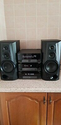 Superb Kenwood Ud952M Hifi Fully Loaded Quality Top Of The Range Sound System