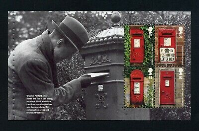 GB 2009 Booklet pane TREASURES OF THE ARCHIVE SG 2950a MNH / UMM FV£2.97