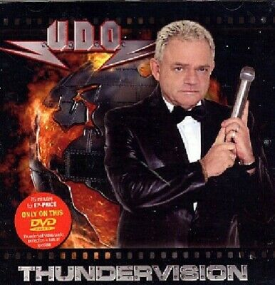 Udo - Udo - Thundervision [DVD] - DVD  LEVG The Cheap Fast Free Post