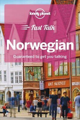 Lonely Planet Fast Talk Norwegian by Lonely Planet 9781787014732 | Brand New
