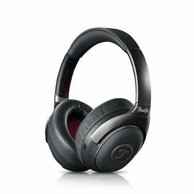 Teufel MUTE BT Over-Ear Kopfhörer HD Bluetooth Noise Cancelling Akku Dark