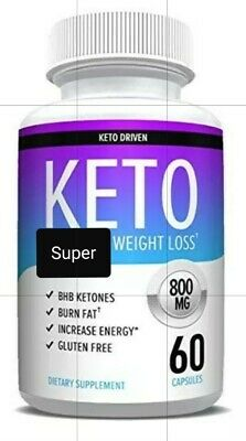 Keto Diet Pill Weight loss supplement fat burn carb block ketosis
