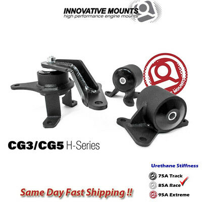 Innovative LH Engine Block Mount 1998-2002 for Accord F-Series 20210F-75A