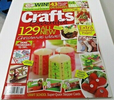 CRAFTS BEAUTIFUL Magazine ~ Christmas Special 2011