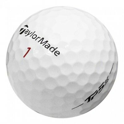 50 Taylormade TP5X Used Golf Balls AAA+ - Free Shipping