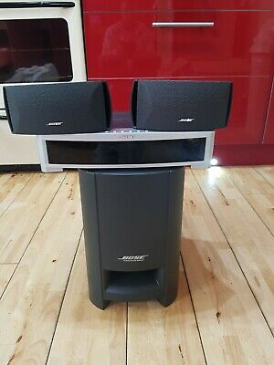 Bose 321 Series II HOME THEATRE SYSTEM.
