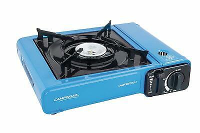 New Campingaz Camp Bistro 2 2200W Portable Gas Stove Cooking Outdoor Oven UK