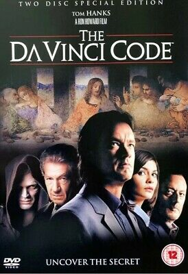 The Da Vinci Code (DVD, 2006, 2-Disc Set) - Very Good Condition! *48h Delivery!*