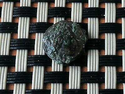 "Miletos, Ionia 250-190 Bc Ae10 ""Apollo & Lion"" Ancient Greek Bronze Coin"