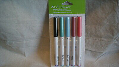 Cricut EXPLORE Ink - ANTIQUITY PEN SET Fine Point  BRAND NEW in PACKAGE!