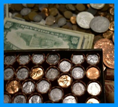 🏷️ Discounted Us Silver Coins, Gold, Federal Currency, Old Paper Money & More!!
